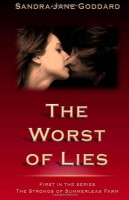 The Worst Of Lies by Sandra-Jane Goddard