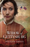 Widow of Gettysburg: Book Two, Heroines Behind the Scenes by Jocelyn Green