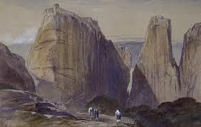 Edward Lear's Meteora