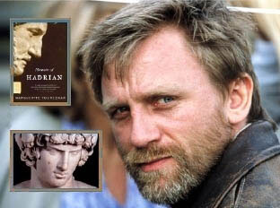 Daniel Craig rumoured to be cast as Hadrian in John Boorman's planned film of Yourcenar's classic.
