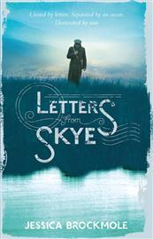 Letters from Skye, UK cover