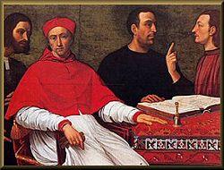 Cesare, Machiavelli, Michelotto