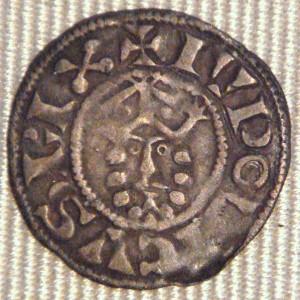 Louis VII denier