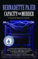Capacity for Murder by Bernadette Pajer