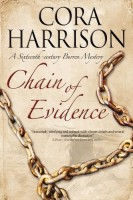 Chain of Evidence by Cora Harrison