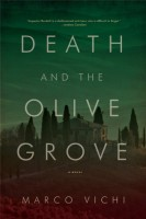 Death and the Olive Grove by Stephen Sartarelli (trans.)