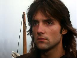 Michael Praed as Robin of Sherwood