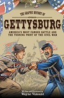 The Graphic History of Gettysburg by Wayne Vansant (writer and illustrator)
