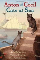 Anton and Cecil: Cats at Sea by Valerie Martin