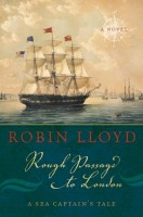 Rough Passage to London by Robin Lloyd