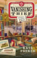 The Vanishing Thief: A Victorian Bookshop Mystery by Kate Parker