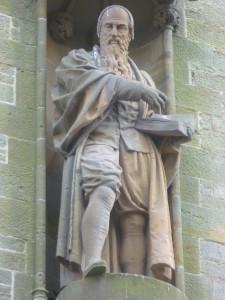 John_Knox_statue,_Haddington