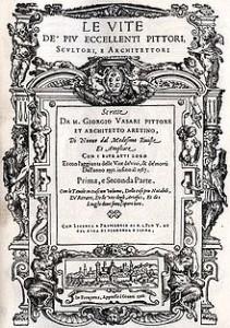 Giorgio Vasari, Lives of the Painters
