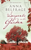 Serpents in the Garden by Anna Belfrage