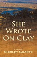 She Wrote on Clay by Shirley Graetz