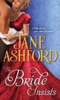 The Bride Insists by Jane Ashford