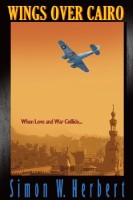 Wings over Cairo by Simon W. Herbert