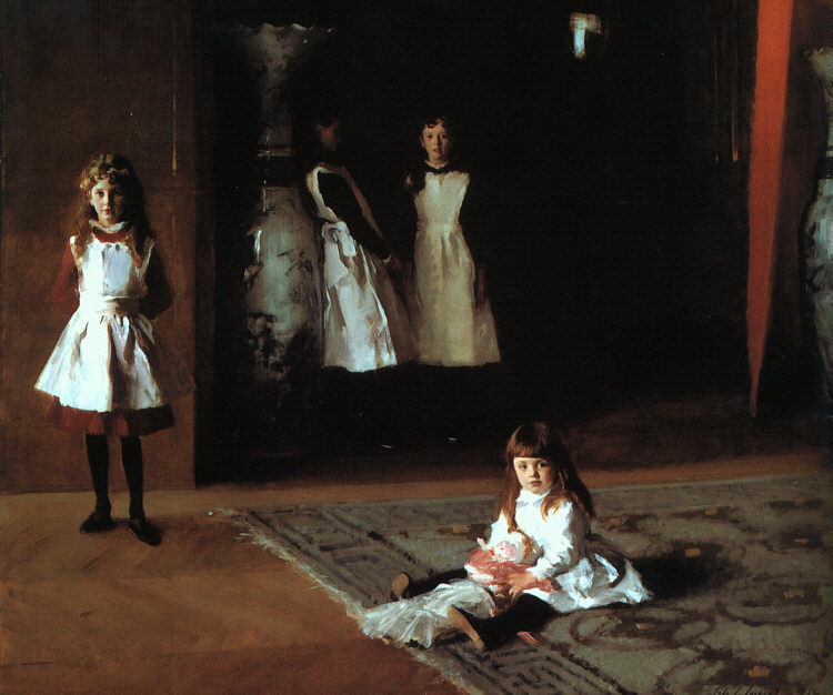 the daughters of edward darley boit essay The daughters of edward darley boit painting by john singer sargent statements instance of painting 1 reference imported from english wikipedia image.