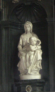 Madonna and Child Michelangelo