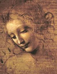 Head of a Woman Leonardo da Vinci