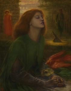 Beata Beatrix, Rossetti