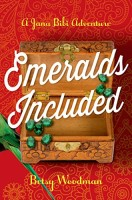 Emeralds Included by Betsy Woodman