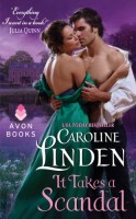 It Takes a Scandal by Caroline Linden