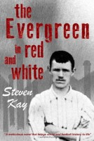 The Evergreen in Red and White by Steven Kay