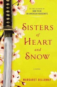 SISTERS OF HEART AND SNOW book jacket
