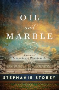 Oil and Marble