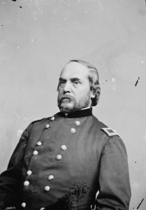 "U.S. Civil War General  Rufus Ingalls ""Rufus"" as a name has cycled up and down in popularity since Roman times. Credit: Library of Congress control number brh2003003004/PP"