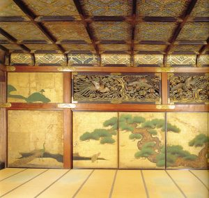 Nijo Castle interior