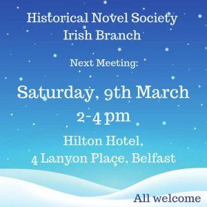 HNS Irish Chapter - Historical Novel Society