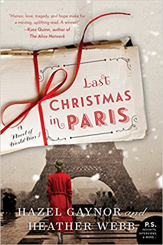 3facc2b8be6 Last Christmas in Paris - Historical Novel Society