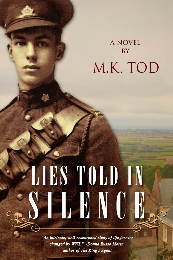 Lies Told in Silence eBook Cover Redone II