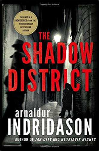 The Shadow District Historical Novel Society