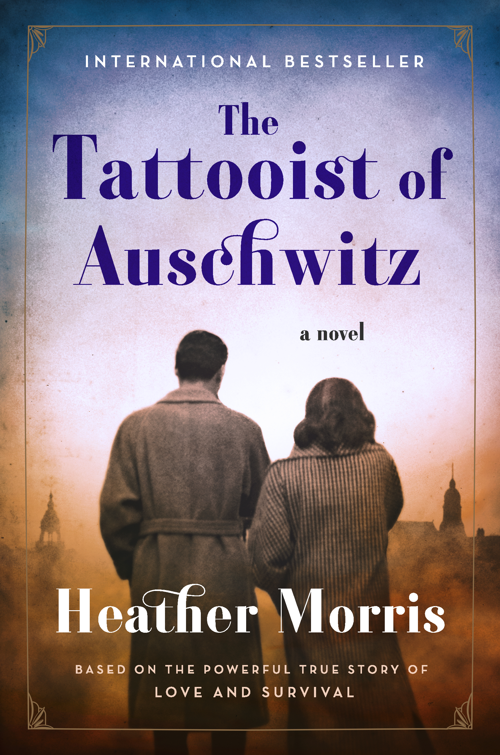 Permanently Marked: Heather Morris's The Tattooist of Auschwitz -  Historical Novel Society