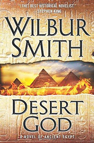 Desert God A Novel Of Ancient Egypt Historical Novel Society