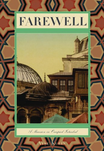 Farewell A Mansion In Occupied Istanbul Historical Novel Society