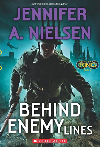 infinity ring book 6: behind enemy lines - historical novel society