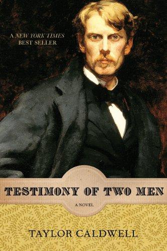 Testimony of Two Men - Historical Novel Society a8391abb2