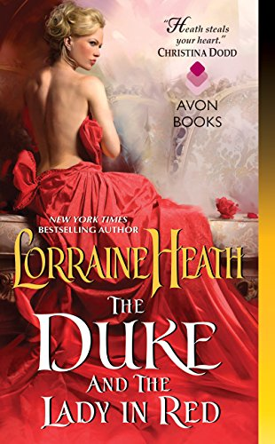 The Duke and the Lady in Red (Scandalous Gentlemen of St. James ... b76827318