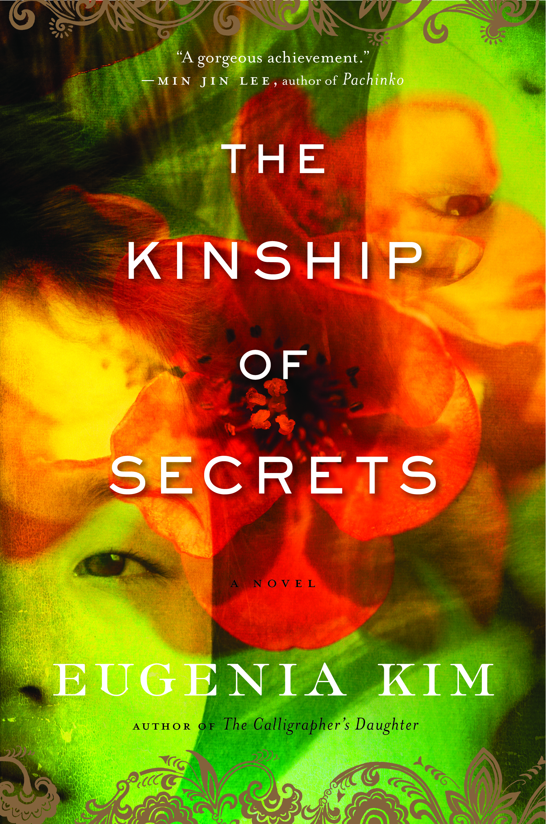 The Kinship of Secrets by Eugenia Kim  A Tale of Two Sisters e56c85093