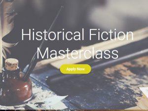 Historical Fiction Masterclass