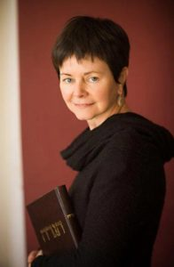 Author Geraldine Brooks