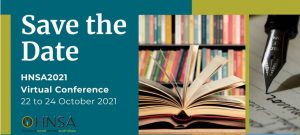 HNS Australasia Conference 22 - 24 October 2021